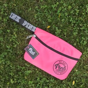 vS Love Pink Coral Fanny Pack 🌸